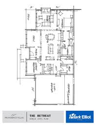 Pharmacy Floor Plans by New Townhomes Farmington Mn Mark Elliot Homes