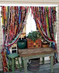 Boho Window Curtains Boho Chic Curtains 100 Images Moroccan Window Curtains Unique