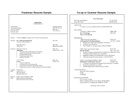 Job Resume Set Up by College Dropout Resume Template