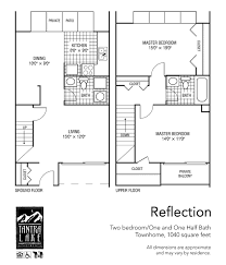 loft cabin floor plans apartments lake floor plans gallery tantra lake apartment homes