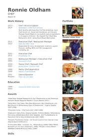 Example Of Chef Resume by Captain Resume Samples Visualcv Resume Samples Database