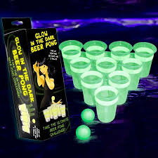 glow in the cups glow pong glowing glowing party glowsource