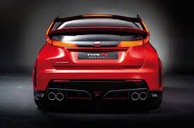 Honda Civic Type R Horsepower Aerodynamics Help Honda Civic Type R Hatch Reach 167 Mph Motor Trend