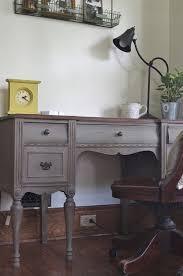Office Furniture Color Ideas 92 Best Desks Secretaries Chalk Paint Ideas Images On