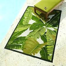 outdoor palm tree l new palm outdoor rug area rug 8 1 w x 2 l palm tree outdoor rugs