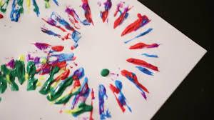 toilet roll fireworks painting kids craft ideas mummy maker
