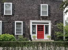 red door and shingles newport ri color pinterest newport