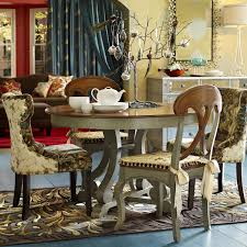 Pier One Home Decor Marchella Sage Round Dining Table Dining Chairs Kitchens And