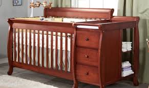 black crib with changing table changing table top for crib changing table ideas