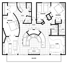 3 bedroom floor plans floorplans for aspen condo hotel aspen square hotel