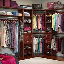 closet walk in decor home depot closet organizers martha stewart