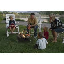 Portable Gas Firepit C Chef Cfire Pit Portable Propane Gc Log Walmart