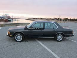 735d bmw bmw 7 series 735i 1986 auto images and specification