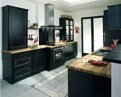 cuisine noir ikea idee deco cuisine ikea kvlture co