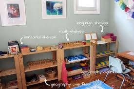 What Is A Montessori Bedroom A Real Life Sneak Peek Into A Homeschool Family U0027s Montessori Room