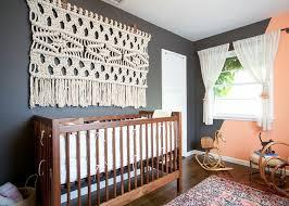 Interior Design Baby Room - 12 nursery trends for 2017 project nursery