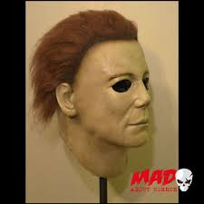 official michael myers h20 halloween 7 latex collectors mask