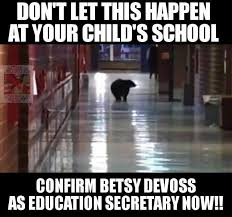 Bears Meme - betsy devos grizzly bear attacks remark know your meme