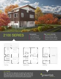 prefab leed platinum with an open floor plan rooftop deck and