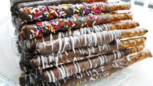 where to buy pretzel rods chocolate covered pretzel rods milk white