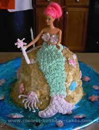 mermaid cakes coolest mermaid cake ideas and photos