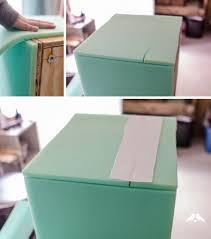diy tutorial how to make a diy storage ottoman part 2 capitol