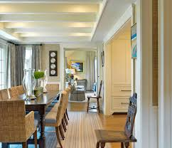 Maine Dining Room Maine Retreat Style Dining Room Boston By Anthony