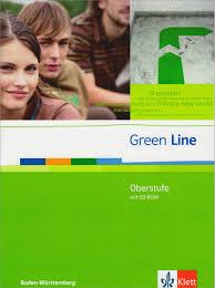 Baden Englisch Green Line Oberstufe Schülerbuch Mit Cd Rom Ausgabe Für Baden