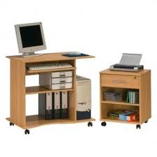 Ikea Computer Workstation Desk Computer Desks With Wheels Foter