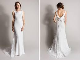 sheath wedding dresses wedding dresses suzanne neville s songbird collection inside