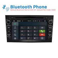 1024 600 touch screen android 6 0 2005 2011 opel zafira multimedia