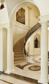 Grand Stairs Design Low Cost Staircase Design Staircase Traditional With Metal Railing
