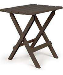 Adirondack Coffee Table - amazon com highwood folding adirondack side table black