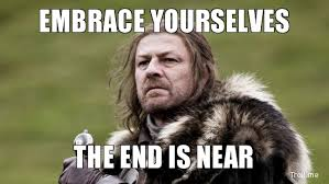 This Is The End Meme - the end is near published by peter klep3c on day 2 664 page 1 of 1