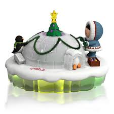 hallmark 2015 dome for the holidays the world of frosty friends