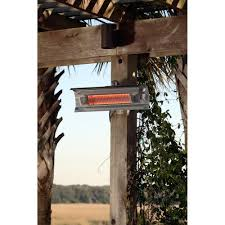 Fire Sense Propane Patio Heater by Steel Wall Mounted Infrared Patio Heater