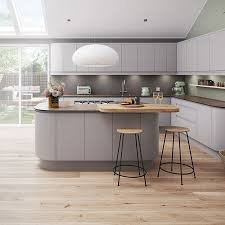 Grey Kitchens Ideas Grey Kitchen Ideas Discoverskylark