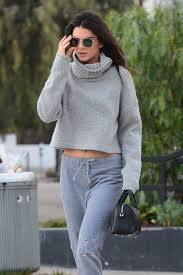 jenner sweater kendall jenner out in one teaspoon rta fashion