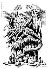 engel u0027s universe lovecraftian monster