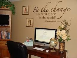 Decorating Office Walls Life Inspirational Quotes Wall Stickers