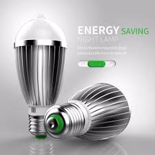 light bulbs with sensors low energy led pir infrared sensor motion light bulb e27 e26 b22 e17 5w 7w 9w