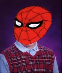 Spiderman Meme Creator - bad luck spider man meme generator imgflip