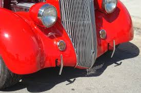 nerf car v nerf bars mcmillan rod and custom hotrod hotline