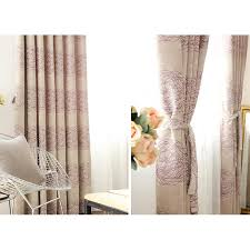 Noise Insulating Curtains Purple Thermal Insulated Noise Reducing Energy Saving Curtains