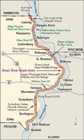 wisconsin scenic drives map mississippi scenic drive natchez trace parkway road trips