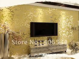 online shop 0 53m 10m fashion european style pvc wall paper rolls
