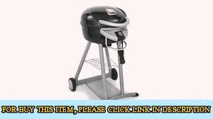 Char Broil Patio Caddie Gas Grill by Get Char Broil 14601997 Patio Bistro Gas Grill Top Youtube