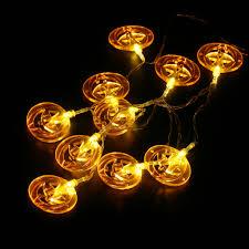Orange Halloween String Lights Halloween String Lights Outdoor Picture Pixelmari Com