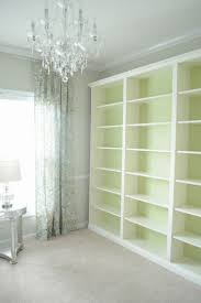 White Billy Bookcase Ikea by Not So Newlywed Mcgees
