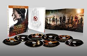 the hunger complete 4 collection dvd